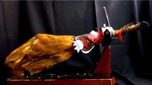 jamon iberico de bellota denominacion de origen huelva