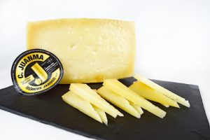 queso curado juanma
